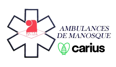 Logo Ambulances de Manosque